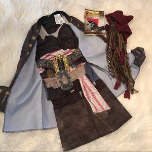 Other - Pirates of the Caribbean costume